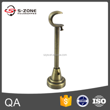 new arrival copper curtain rod finial with curtain accessories end caps