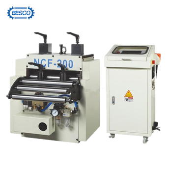China supplier Besco Machinery New condition zig zag NC servo feeder for sale(ZNCF-1300)