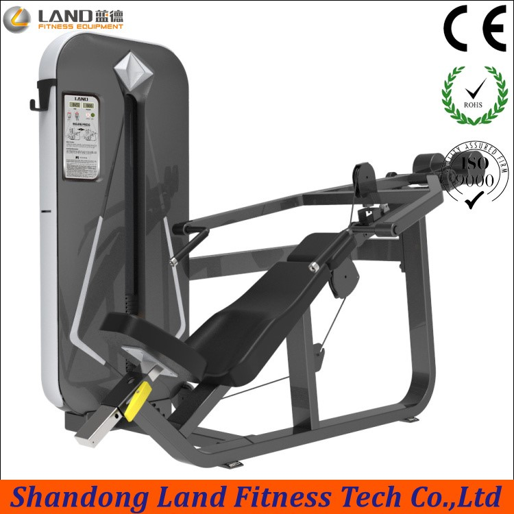 Popular In Stock Professional Gym Use Strength Equipment Muscle Exercising Instrument With Counter/Incline Press