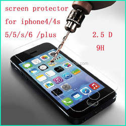 hot new products for 2015 mobile phone privacy screen protector with design for iphone 6