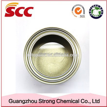 Water based heat resistant 2k clear coat for car paint