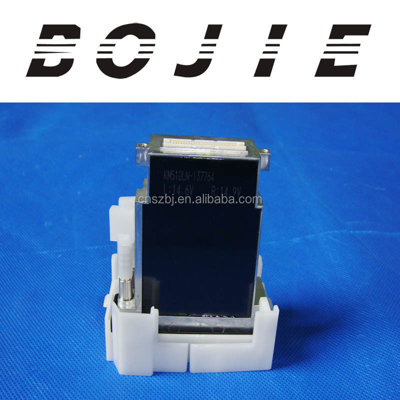 Factory supplier plotter printer spare parts for Konica-512-42pl-printhead