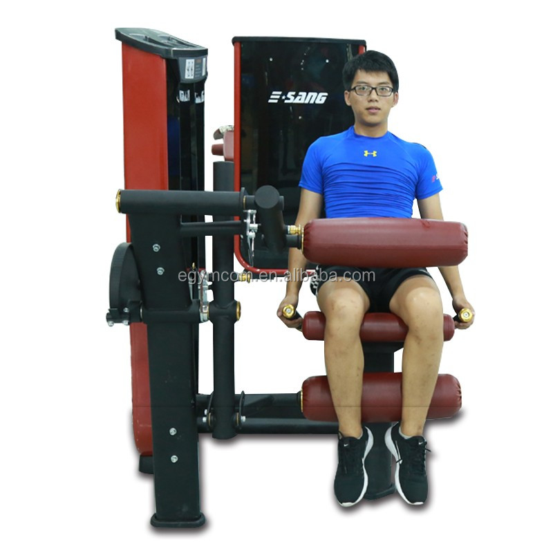 E8004 Sitting Sport Equipment training Professional Commercial Gym Equipment Exercising Leg Muscles Fitness Equipment