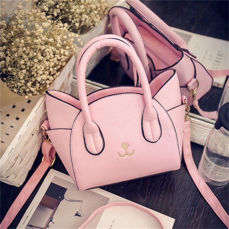 Good Quality China Suppliers Shoulder Bag Ladies Women Crossbody Pu Handbags 2017
