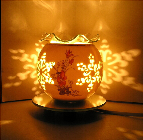Ornament Lighting&electric fragrance lamp&luxury fragrance lamp