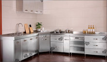 304 stainless steel single kitchen cabinet