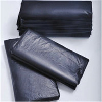 HDPE LDPE medical plastic garbage bags Good quality