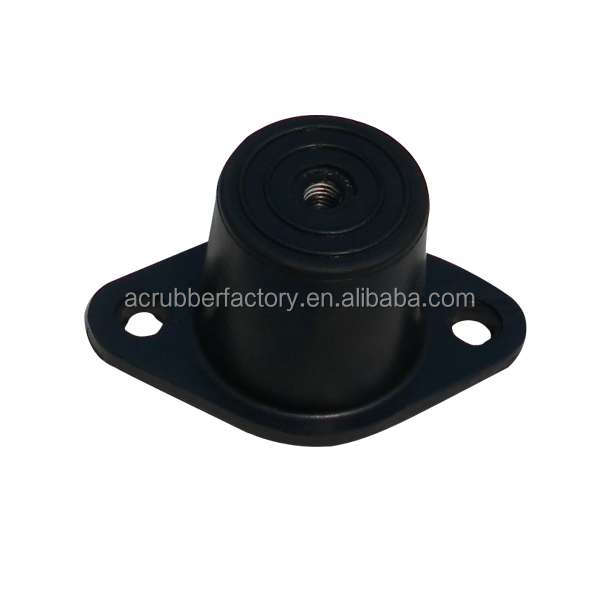 Car washing machine rubber buffer cylindrical rubber anti vibration mounts buffer with good