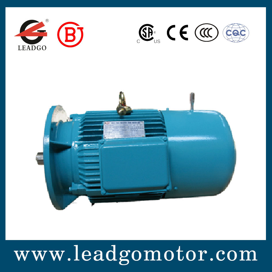 Small 380V Electrical Induction Excavator Drive Motor