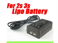 2-3S Lipo balance Charger tamiya dean with the best factory price