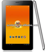 Newest!!! 3G tablet pc with MTK6577,buletooth,dualcamera,gps
