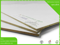 2.5 mm white melamine board for pcb backup drilling