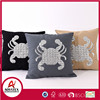Furniture replacement cover design decorate soft printed cushion