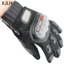 Factory cheap price full finger motorbike racing sport gloves ,gloves motorcycle