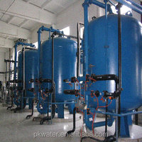 Carbon Filter tank for water pretreatment