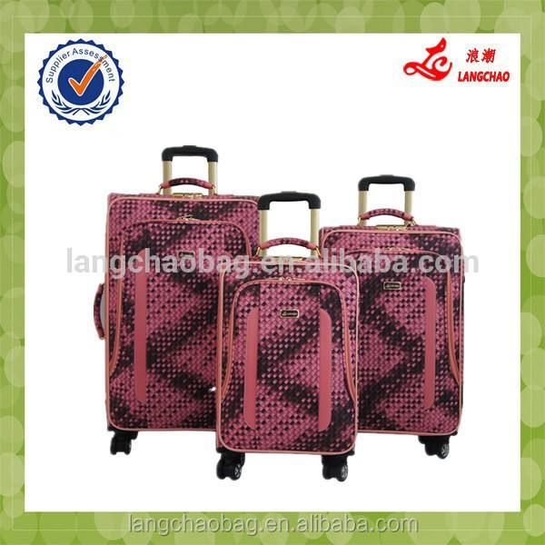 Cheap Suitcases Name Brand Fashion Luggage Carry On Rolling Bag
