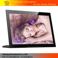 hot english movies quick respond best seller 10.1 inch digital photo frame