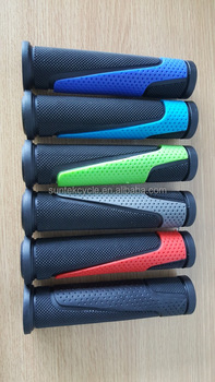 HL-G305TPR rubber bicycle handlebar grips