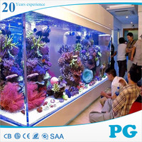 PG Made In Shanghai Custom Acrylic Fish Tank Aquarium Cabinet