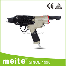 meite Industrial grade pneumatic c-ring plier gun for car seat assembly Hog Ring Stapler C Ring Tools