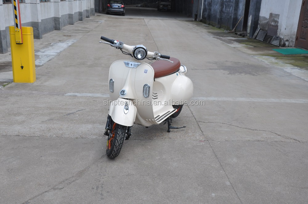 60V20Ah 1000W vespa lady's Roman Holiday electric scooter