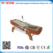 Multifunctional Electric Heating Cheap Massage Bed RT6018E-2