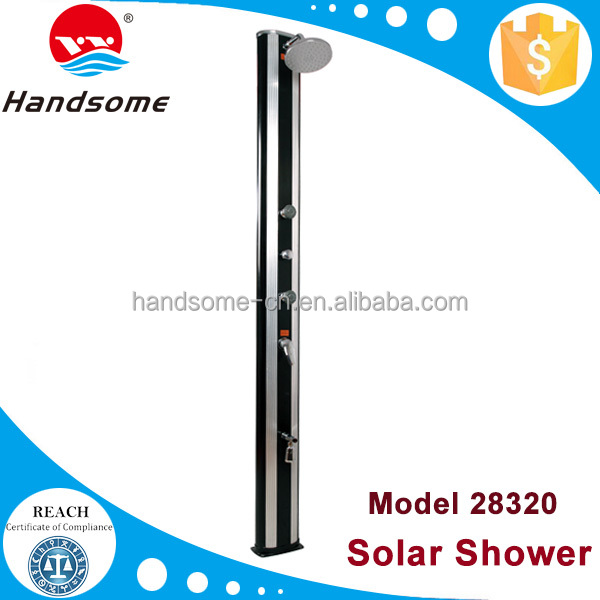 Top quality China manufacture swimming pool for solar heated shower