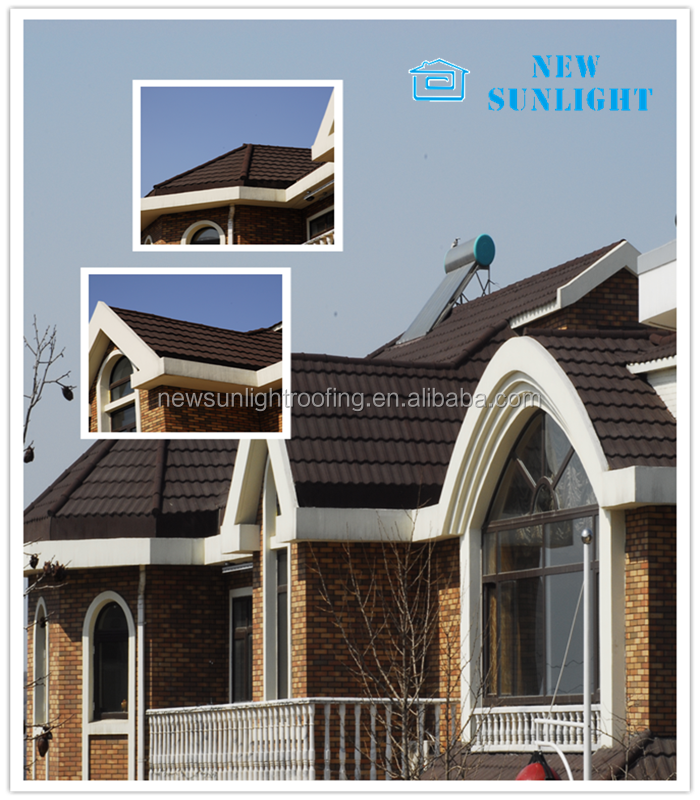 stone coated metal roofing sheet cheap excellent quality galvanized corrugated roof tile