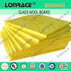 2015 Alibaba hot sale Damp-proof property insulation glass wool roll