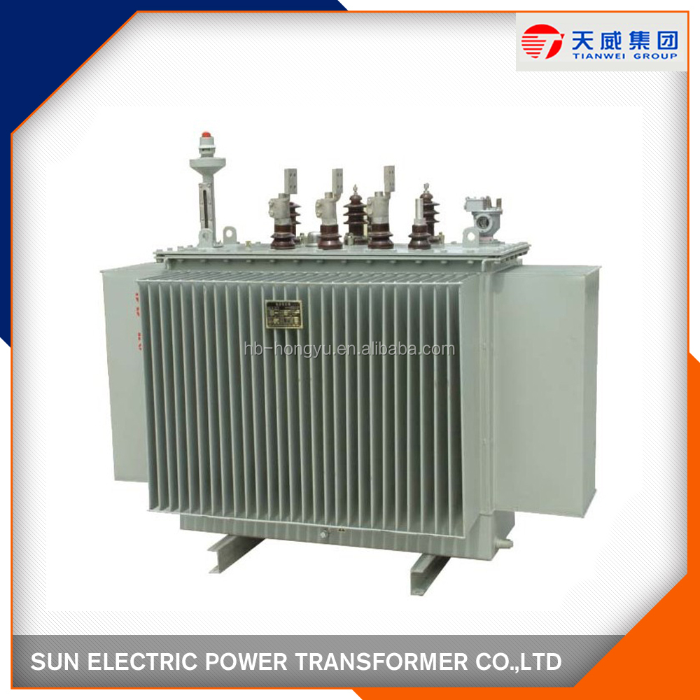 30 kva split core current oil distribution transformer