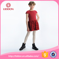 Hot sale soft child footed pantyhose nylon for girls