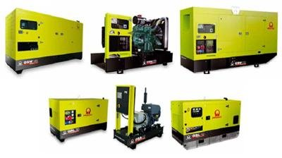 Malaysia Diesel Gensets