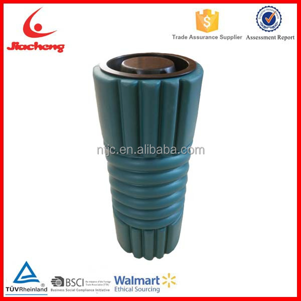 Professional HARD Density Firmness EVA Foam Roller With Caps