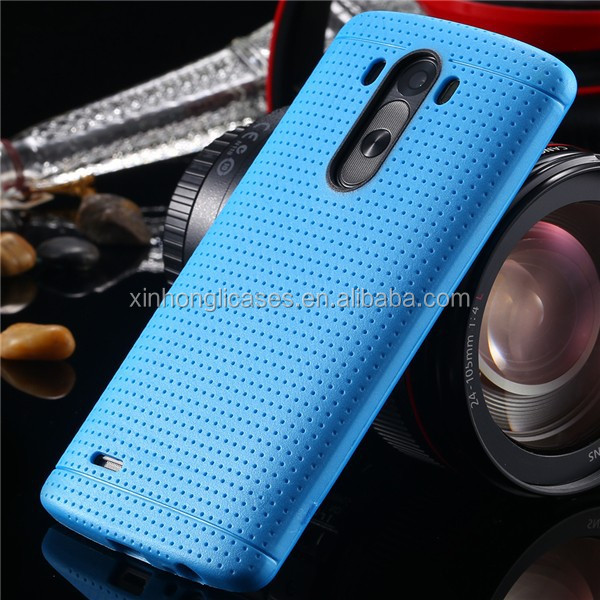 Luxury Ultra Thin Soft TPU Gel Mobile Phone Case For LG Optimus G3 D830 D850 D831