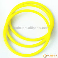 high performance silicone necklace with shape rubber ring