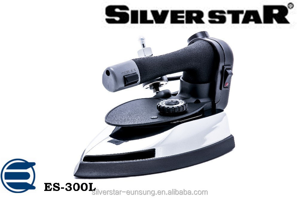 National Electric Iron ~ Silver star garment industrial steam iron es l buy