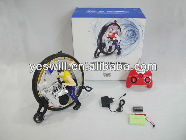 New! RC hot wheels remote control motorcycle toy for sale