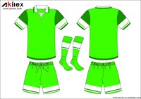 Customize cheap hot sale colorful soccer jersey design