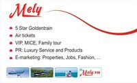 AIR TICKET - VE MAY BAY VIET NAM - QUOC TE