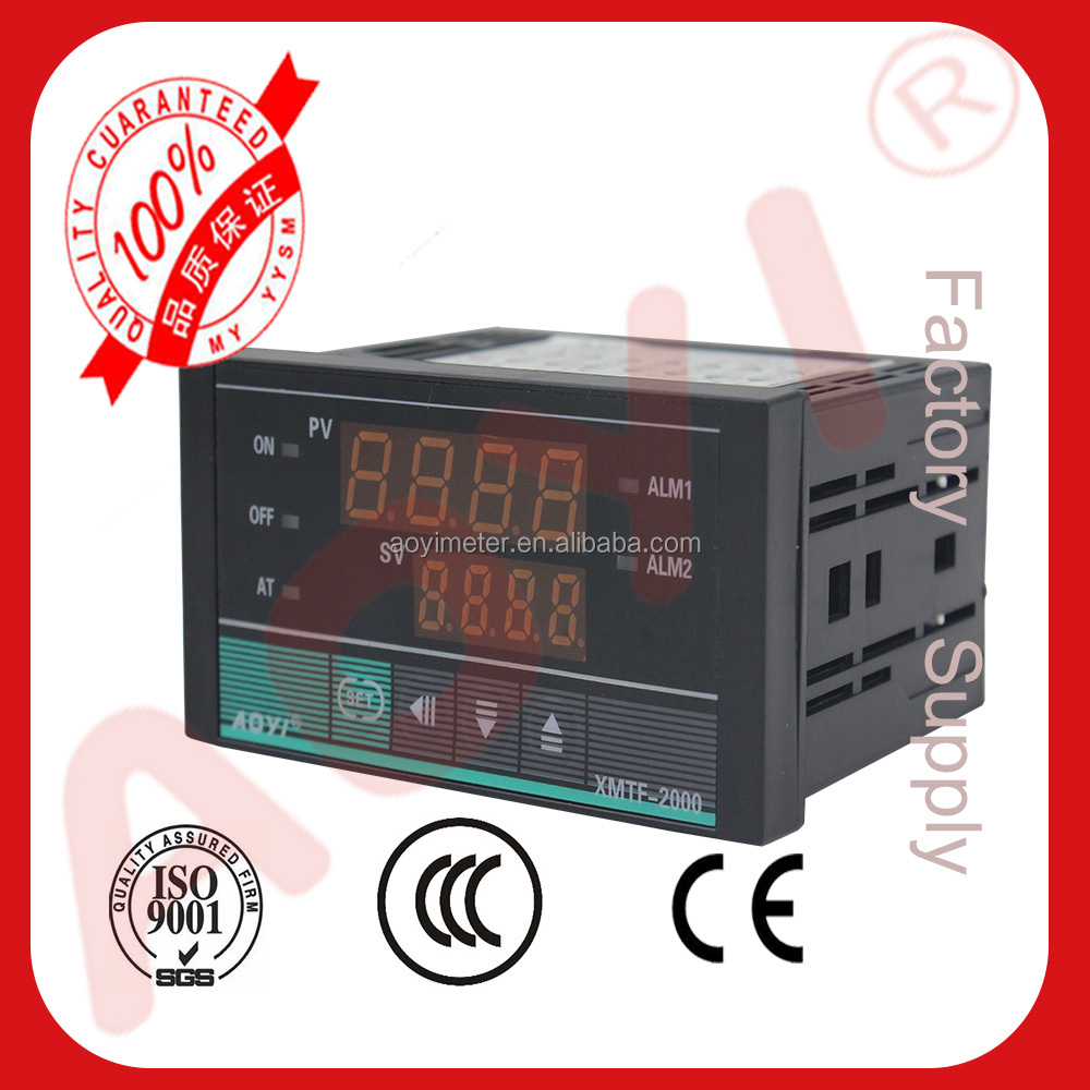 Intelligent Temperature Control Instruments/Pid temperature controller XMTF-2000