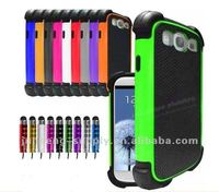 NEW Shock Proof Protective Cover Case for Samsung galaxy s3 i9300