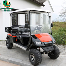 4 Seater Used Cheap Electric Golf Cart for Sale in USA with CE Certificate