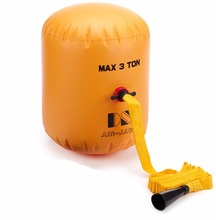 high strength inflatable jack max 3 ton off road air jack for car