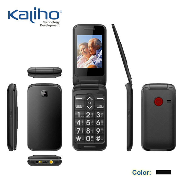2.4inch big button flip phone for seniors