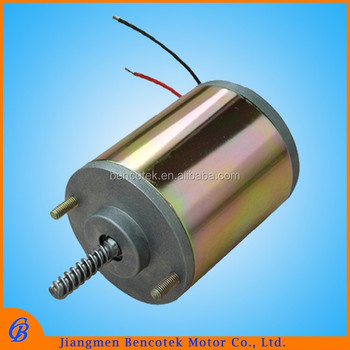 Vending machine massaging machine motor 48v dc permanent magnet motor