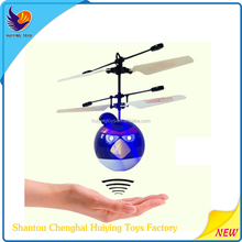 Infrared Induction Toy Remote Control Flying Bird Toys With LED Air Flying Birds Flying Toy Airplanes Plastic Flying Bird Toy
