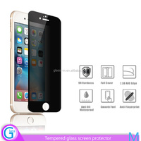 for iPhone6s And 6sPlus Shockproof High Quality Wholesale Price Privacy Screen Protector Cell Phone