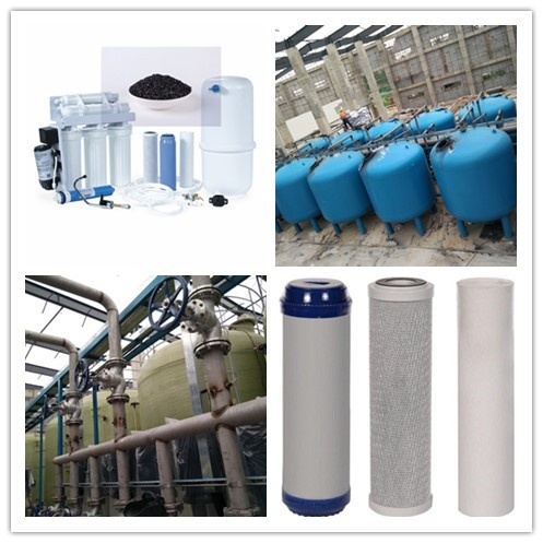 High iodine value water treatment chemicals coconut granular activated carbon