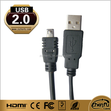 China new design popular software data 2.0 cable