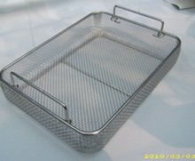 Anping Shuxin 304 SS Wire Mesh Bicycle Basket